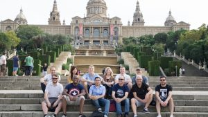 Study Trip – Barcelona