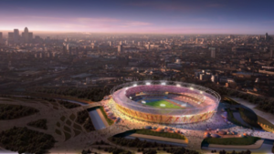 Olympic Venues, East London