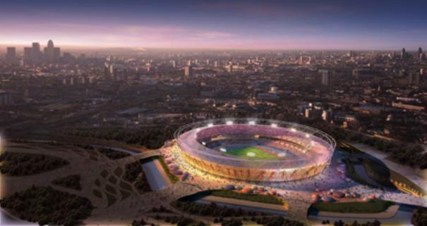 Olympic Venues, East London