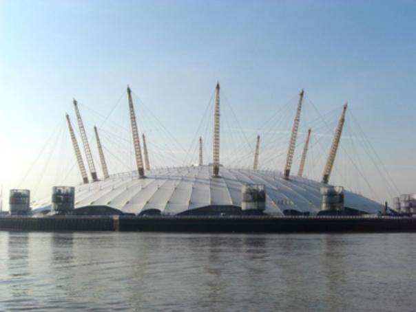 The O2 Arena, Greenwich
