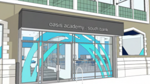 Oasis Academy, South Bank