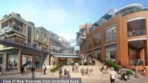 New Riverside, Shrewsbury